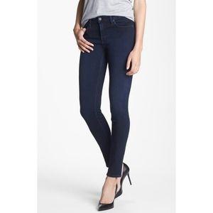 GENETIC The Stem Mid Rise Dark Skinny Jeans 31
